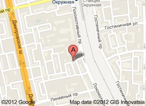 Паспортный стол ОВД «Тимирязевский» №1